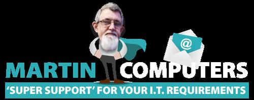 Martin Computer Footer